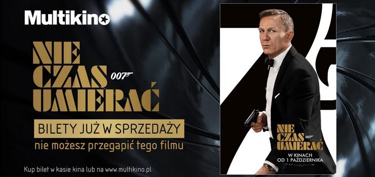 Multikino: Przedsprzedaż biletów na najnowszą część przygód agenta 007!
