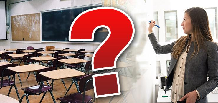 """W Elblągu brakuje nauczycieli? """"Jest problem z przedmiotami ścisłymi"""""""
