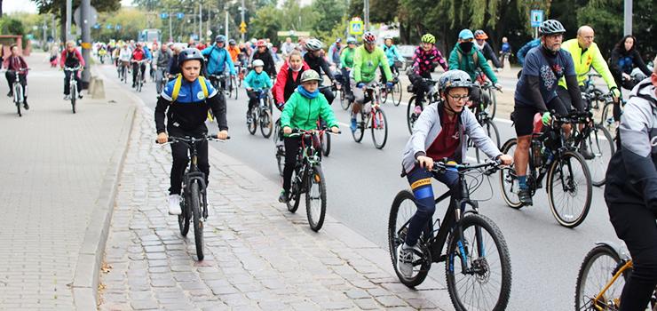W sobotę utrudnienia w ruchu w związku z przejazdem rowerowym