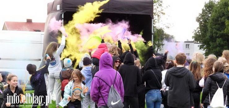 Festiwal Kolorów odbył się na Wyspie Spichrzów - zobacz zdjęcia