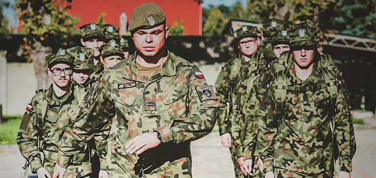 Nowi ochotnicy zasilą szeregi 4. Warmińsko-Mazurskiej Brygady Obrony Terytorialnej