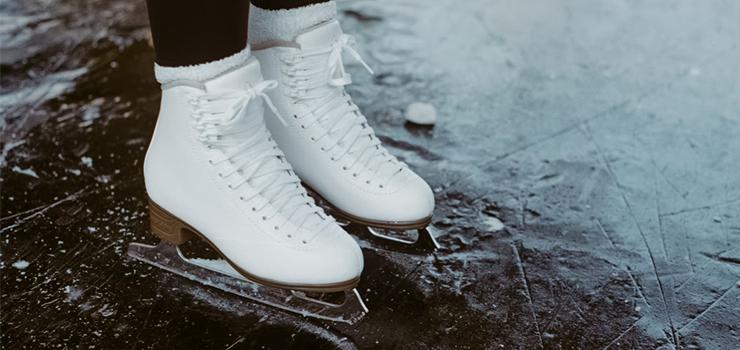 Naucz się jeździć na łyżwach