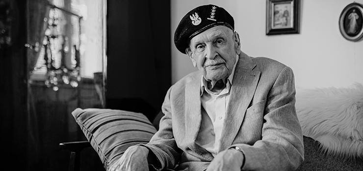 Ostatnie pożegnanie kpt. Adama Jaworskiego ps. Czapla