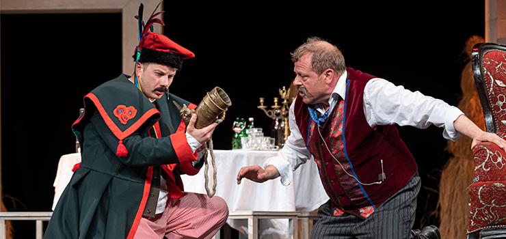 Teatr w Elblągu zaprasza na Wesele Wyspiańskiego