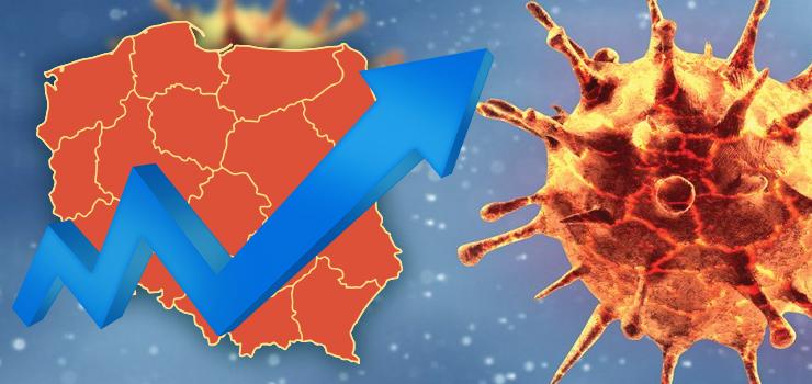 Koronawirus: 20 zakażeń w Elblągu, ponad 100 w regionie