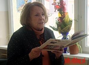 Wanda Chotomska Gościła W Sp 25 Infoelblagpl