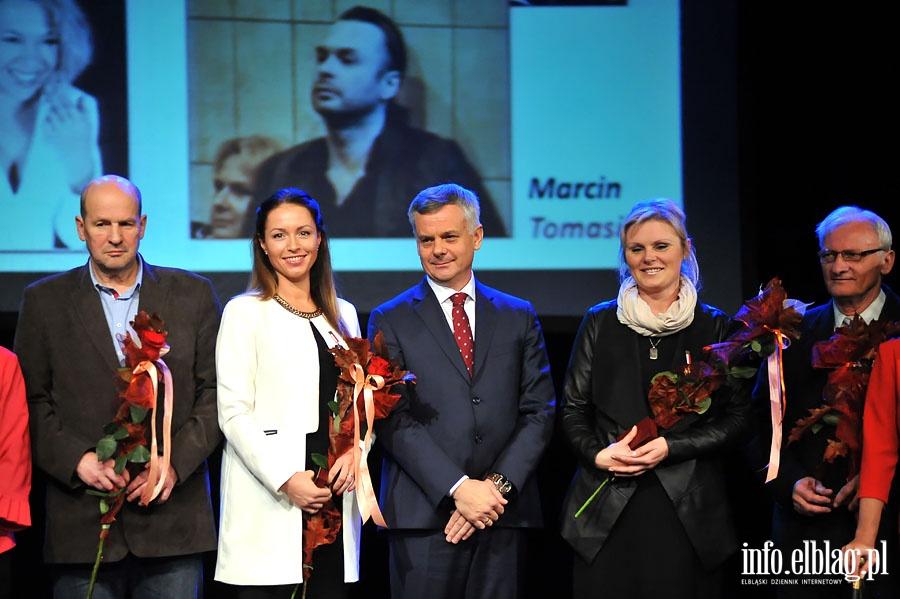 Wojewodzka inauguracja roku kulturalnego 2014-2015