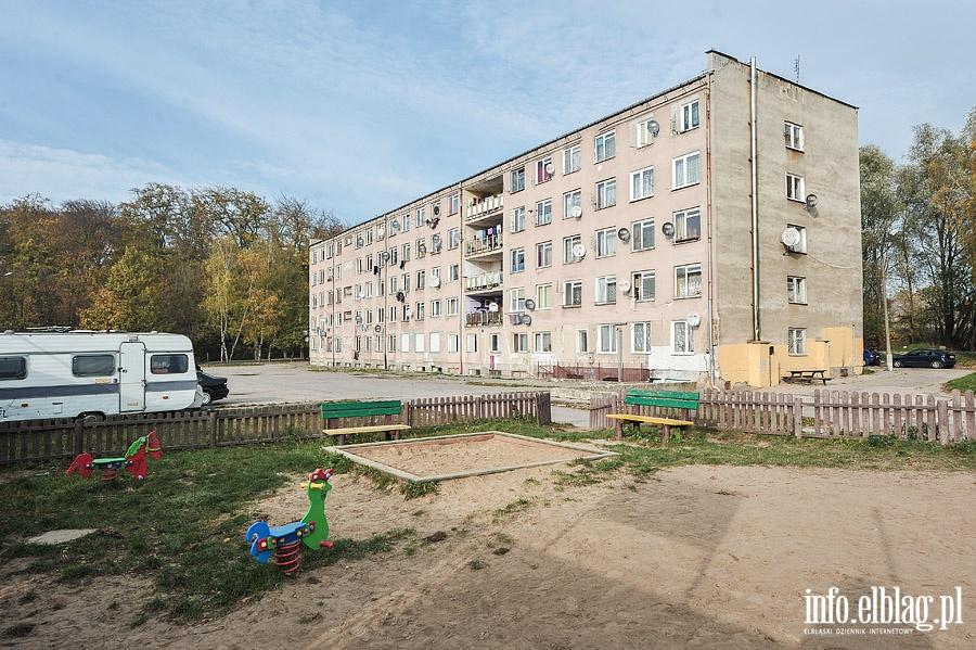 Nowa �wietlica w hotelowcu przy ul.��czyckiej 26