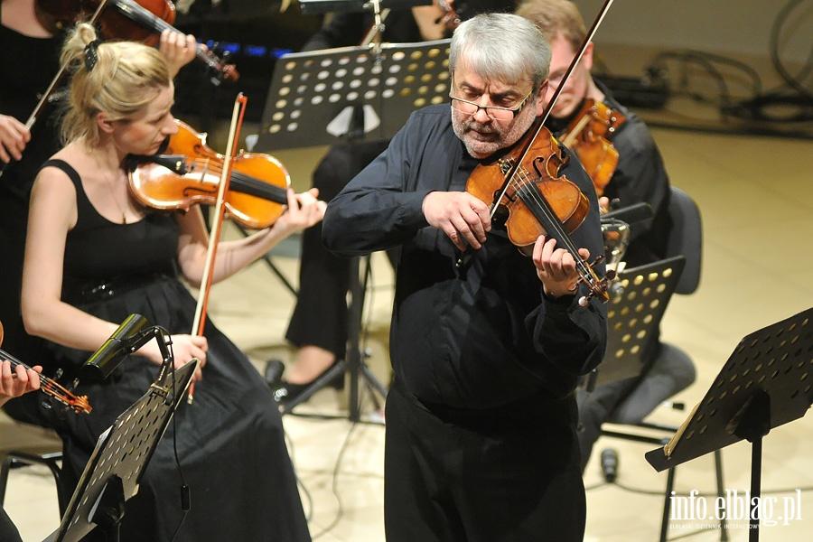 Koncert Jana Staniendy z EOK