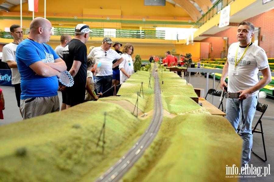 Elbl��anie odwiedzili Og�lnopolsk� Wystaw� Modeli w I�awie