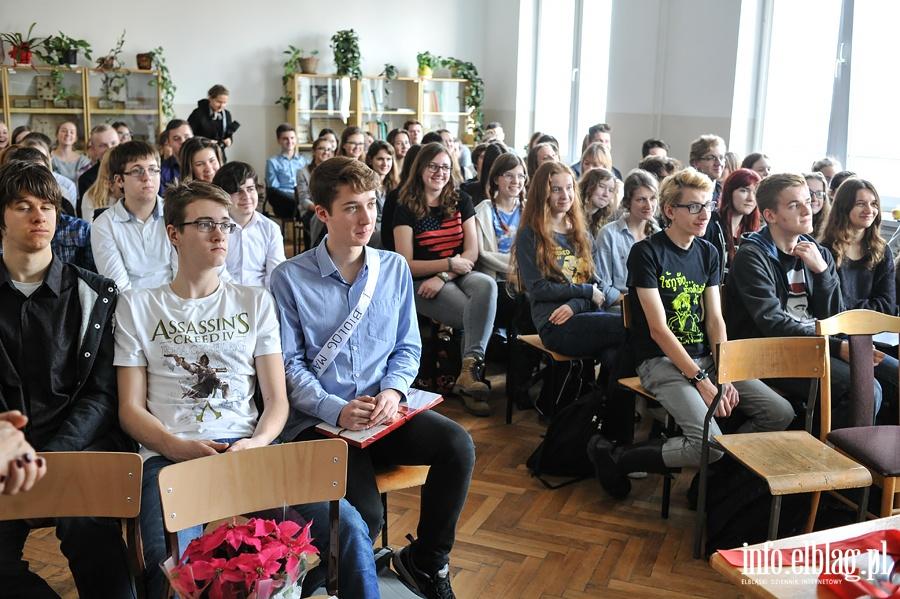 Inauguracja roku szkolno-akademickiego w II LO