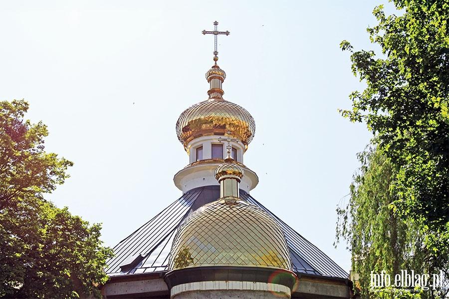 Nowa cerkiew grekokatolicka przy ul. Traugutta
