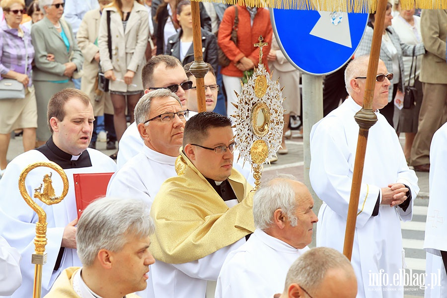 Bo�e Cia�o - �wi�to Eucharystii