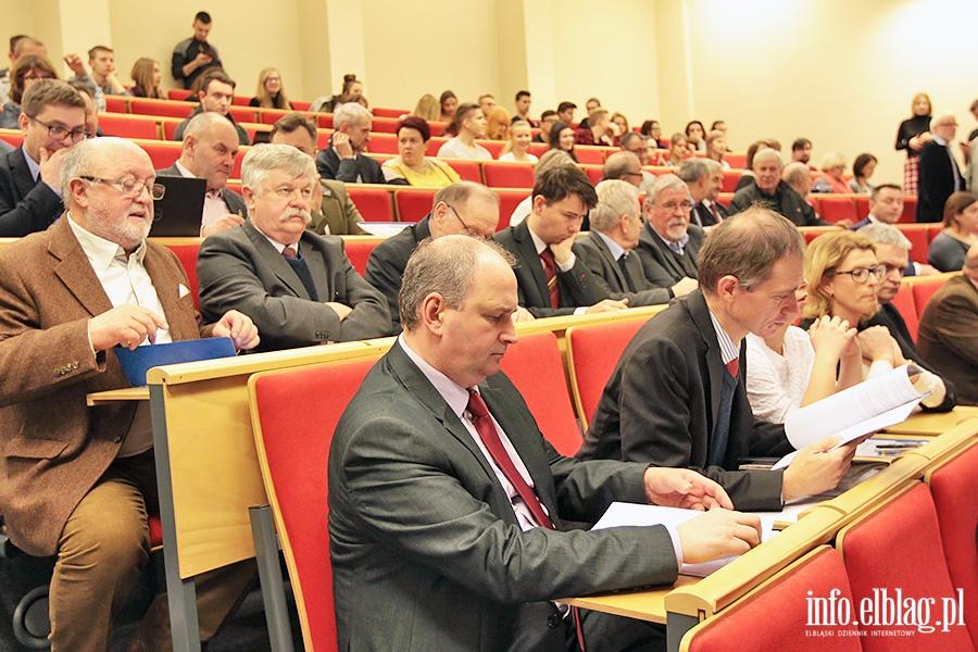 Konferencja o jakości wód Zalewu Wislanego