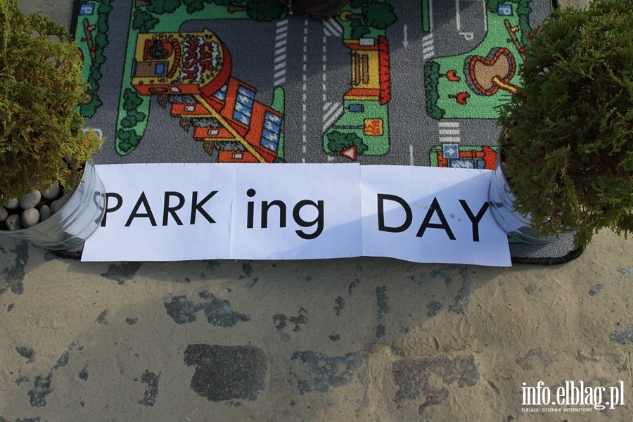 Parking Day na Placu Słowiańskim, fot. 3