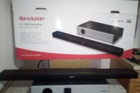 SLIM SOUNDBAR 2.1 SHARP