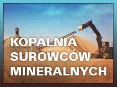 Kopalnia Surowców Mineralnych - Jan Karpiuk