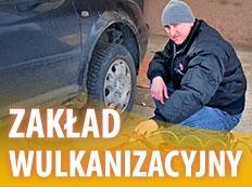WULKANIZACJA - Zakład Wulkanizacyjny Piotr Stogowski